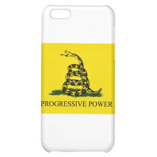 Progressive Power iPhone 5C Cases