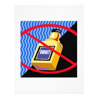 Prohibition 21.5 Cm X 28 Cm Flyer
