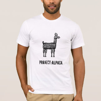 Project Alpaca T-Shirt