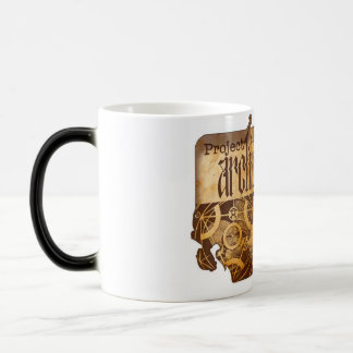 Project Archivist Succubus color shift coffee mug
