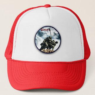 Project Build America Trucker Hat