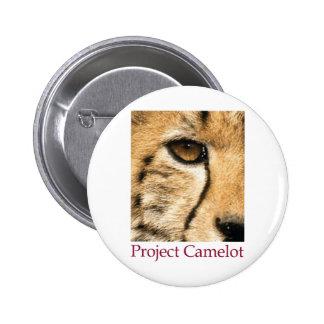 Project Camelot (Large Logo) Button