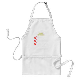 project engineer standard apron