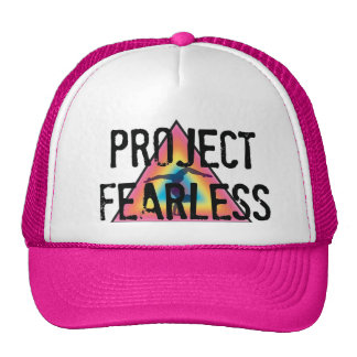 Project Fearless Cap