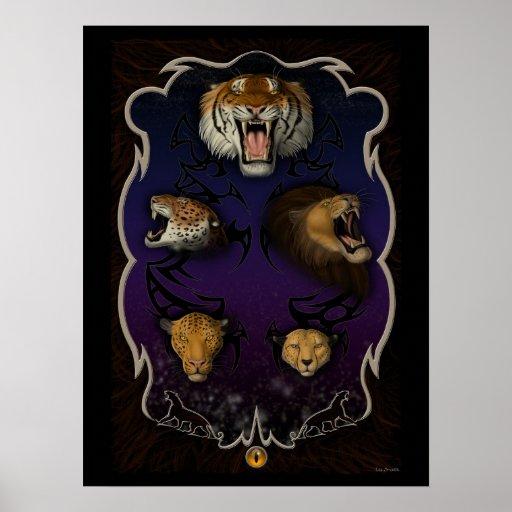 Project Feline Poster