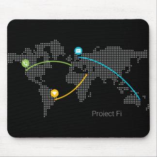 Project Fi Mousepad