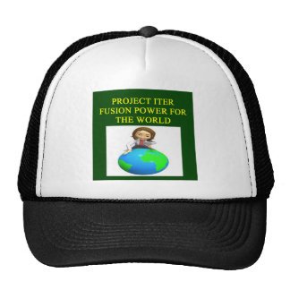 project iter nuclear fusion reactor mesh hat