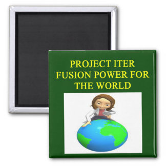 project iter nuclear fusion reactor square magnet