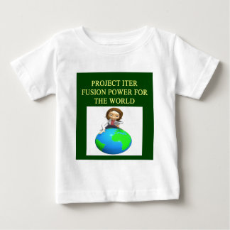 project iter nuclear fusion reactor t shirts