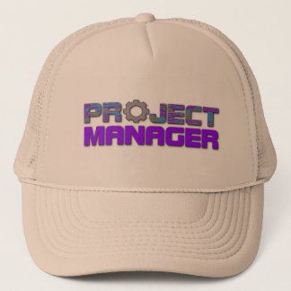 Project Manager Cap