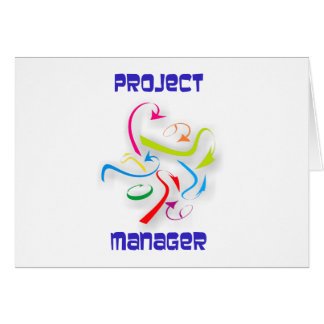 Project manager project managers cards