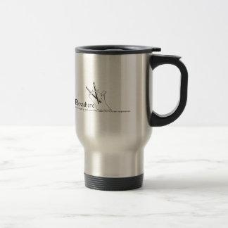 Project Plowshare Steel Mug! Travel Mug