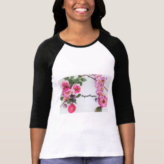 Project Purpose - Flowers T-Shirt