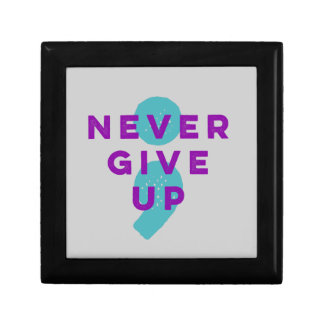 Project Semicolon Never Give Up Suicide Prevention Gift Box