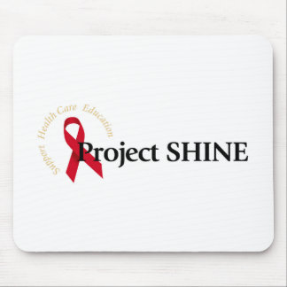 Project SHINE Mouse Pad