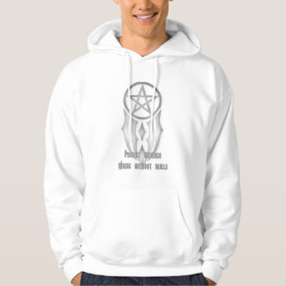 project wendigo music without walls hoodie