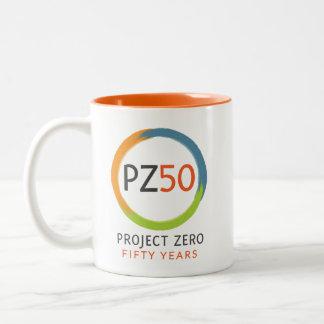 Project Zero 50 Mug
