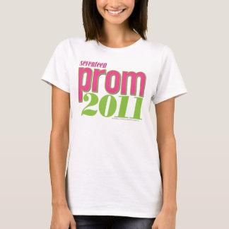 Prom 2011 - Green T-Shirt