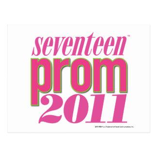 Prom 2011 - Lt. Pink Postcard