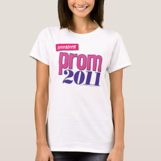Prom 2011 - Pink T-Shirt