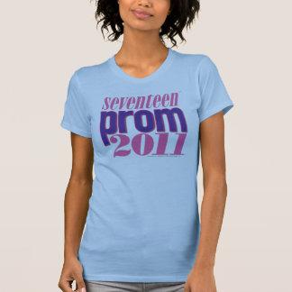 Prom 2011 - Purple T-Shirt