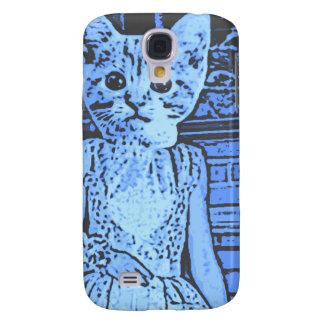 Prom Cat Galaxy S4 Cover