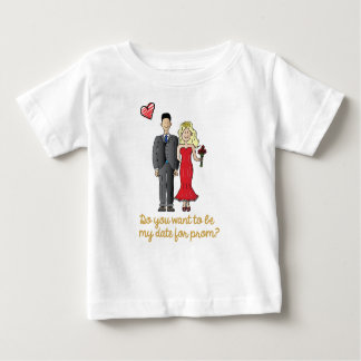 prom date baby T-Shirt