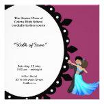 Prom Night Dance Personalised Invitations