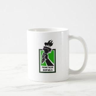 Promethean Biofuels products Basic White Mug