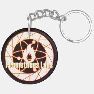 Prometheus Lab's keyholder [SCP Foundation] Key Ring