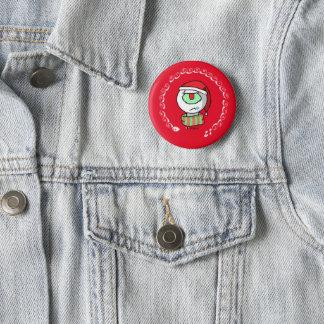Promethius 6 Cm Round Badge