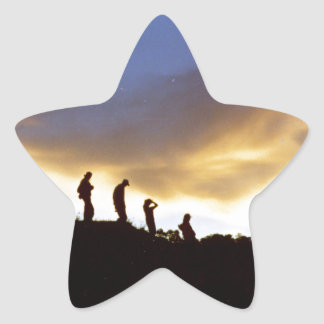 Promote rural tourism star stickers