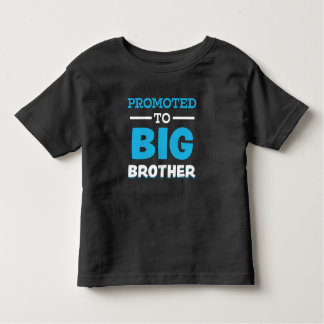 Promoted to Big Brother Funny boys shirt