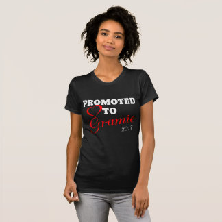 Promoted to Gramie 2017 T-Shirt