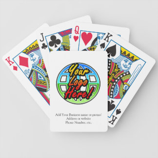 Promotional Business Playing Cards with Logo/Text
