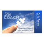 PROMOTIONAL for Life Coach Spiritual Counseling Pack Of Standard Business Cards