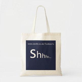 Promotional TookiesTs Shhhhh.. bag