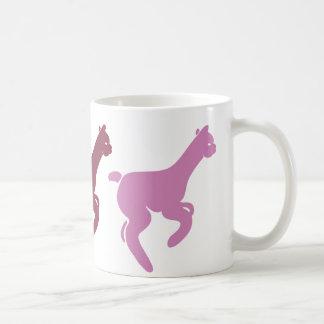 Pronking Crias Coffee Mug