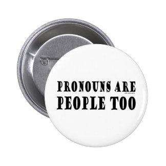 Pronouns Pins