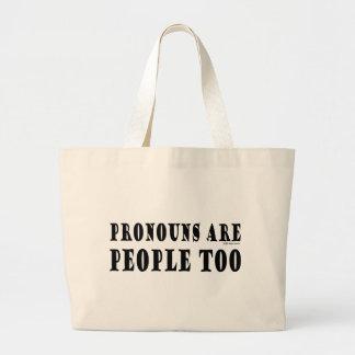 Pronouns Bags