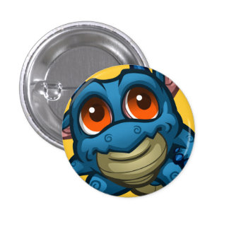 Proo Dragon Button close-up