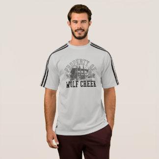Prop of Wolf Creek - Men's Adidas ClimaLite® T-Shirt