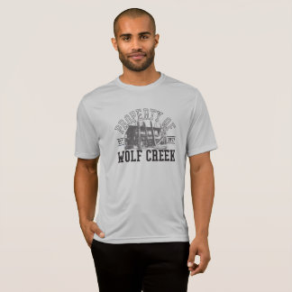 Prop of Wolf Creek - Men's Sport-Tek Competitor T-Shirt