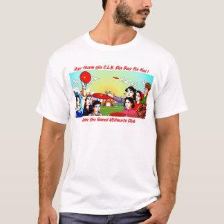 Propaganda Design: Join Hanoi Ultimate Club T-Shirt