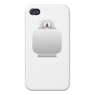 Propane Tank Cover For iPhone 4