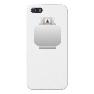 Propane Tank iPhone 5/5S Covers