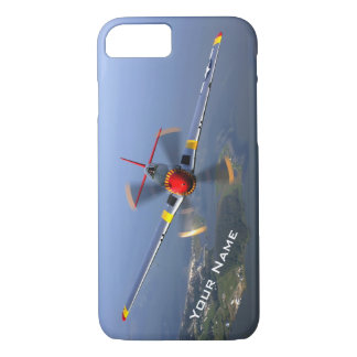propeller plane aircraft iphone case