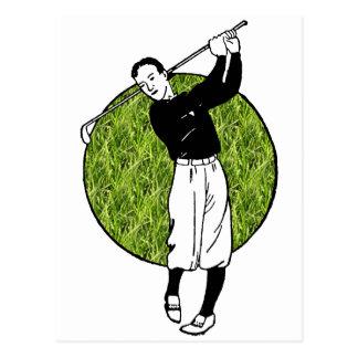 Proper Golf Attire Postcard