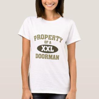 Property of a Doorman T-Shirt