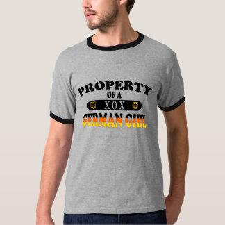 Property of a German Girl T-Shirt